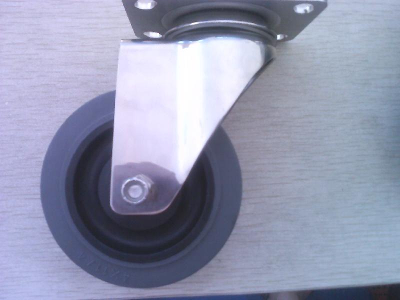 防静电脚轮图片/防静电脚轮样板图 (2)