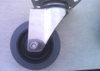 防静电脚轮图片
