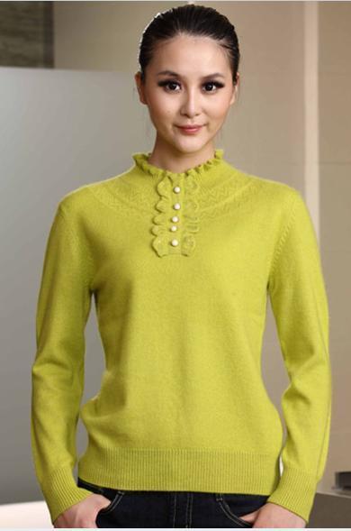 羊绒衫品牌 中长款羊绒衫 品牌女羊绒衫