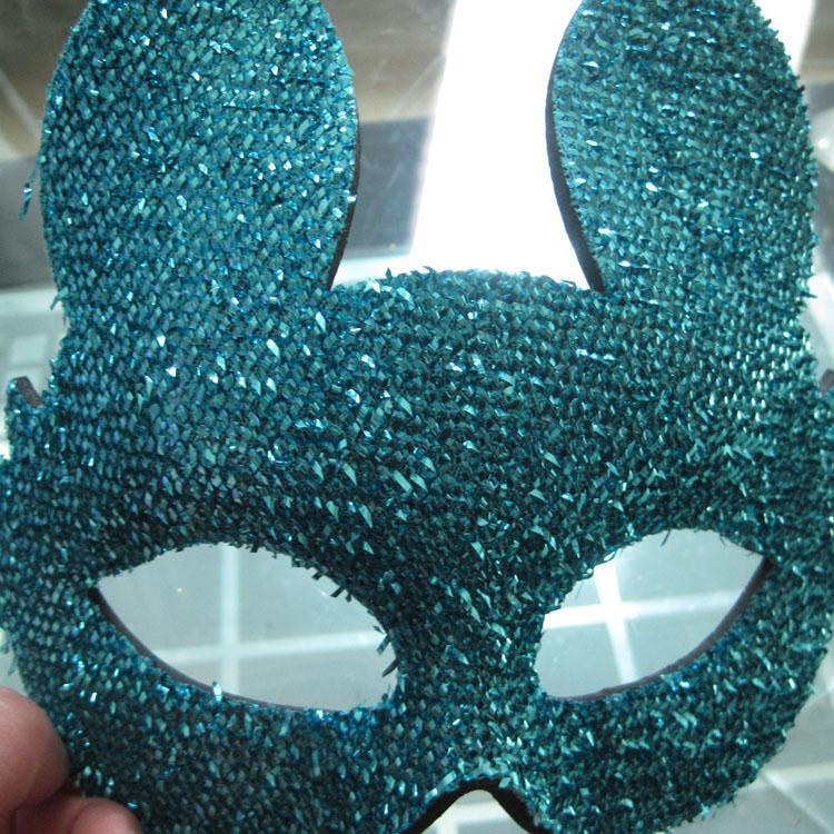 面具/供应新款动物面具狐狸面具EVA复合面具厂家批发图片
