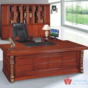 深圳实木办公家具实木办公家具订做图片