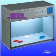 供应上海标准对色灯箱六光源箱特价销图片