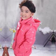反季2012新款俏皮蛙正品冬季儿童羽绒服女童羽绒童装冬装加厚外套批发