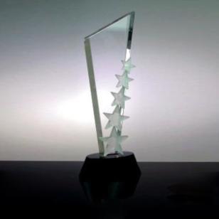 水晶奖杯奖牌授权牌牌匾工艺品图片