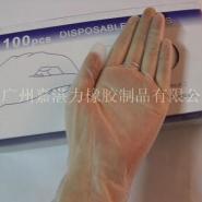 一次性PVC手套批发图片