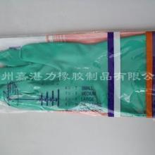 供应13MIL耐油丁晴手套图片