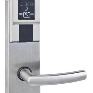 智能感应密码锁办公密码门锁图片
