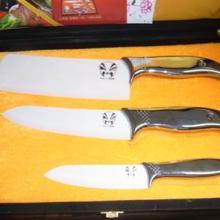 供应广东陶瓷餐刀套刀