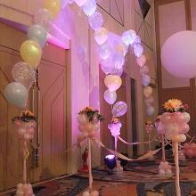 供应北京氦气球气球拱门气球造型 北京氦气球拱形门价格批发