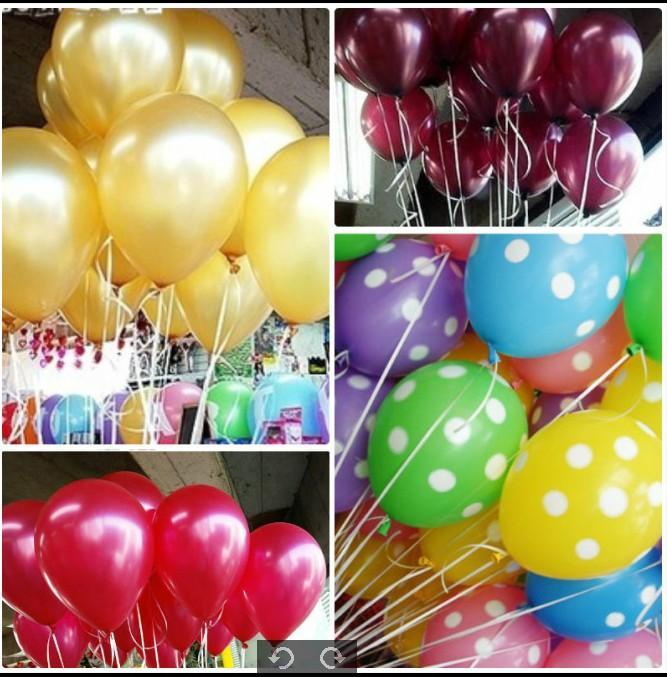 北京年会氦气球装饰圣诞元旦氦气球 宝宝生日派对气球装饰