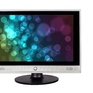 17寸宽屏液晶显示器外壳质量上乘图片