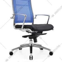 供应中靠背办公皮椅生产商金属皮椅批发加厚五金转椅厂家促销优惠大酬宾批发