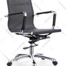 供应网布中班椅系列时尚会呼吸的网布椅简约全网椅优质金属制作纳米丝图片