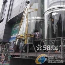 供应深圳外墙安装拆除玻璃更换大块玻璃图片