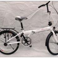 捷安特瑞宝2点0折叠自行车图片