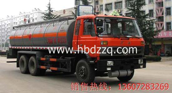 供应20方广东东风单轿化工液体车图片