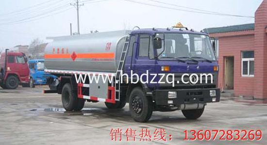 供应23方四川东风单轿化工液体车图片