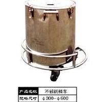 供应长春不锈钢桶车