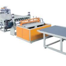 供应PC/PP/PVC波浪板生产线--金纬片板设备制造图片