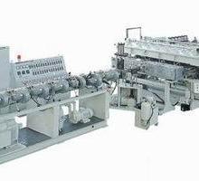 供应上海金纬PC/PP/PE阳光板中空格子板生产线图片