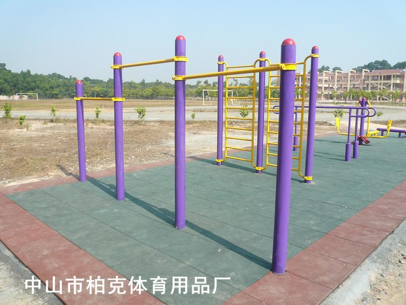 健身路径器材供应商 生产供应广州 学校单杠 体 高清图片