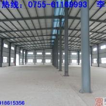 供应深圳厂房出租钢结构4100平方米图片