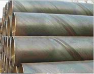 重庆螺旋钢管图片