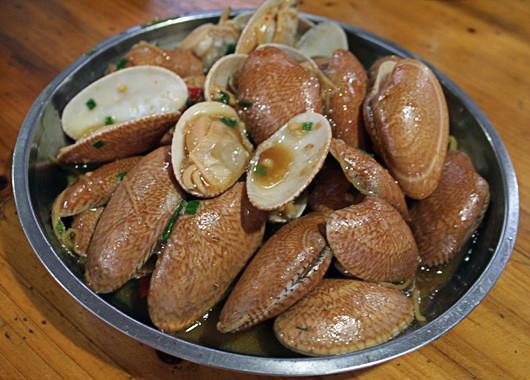 海鲜种类有哪些图片大全