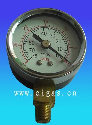 供应Y60MM轴向油压表