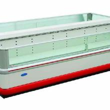供应冷柜、销售安装超市冷柜,超市岛柜