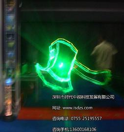 供应深圳3d全息制作全息投影膜