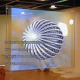 360展示柜专用全息投影膜.全息投影幕 全息投影,虚拟成像,多点互动