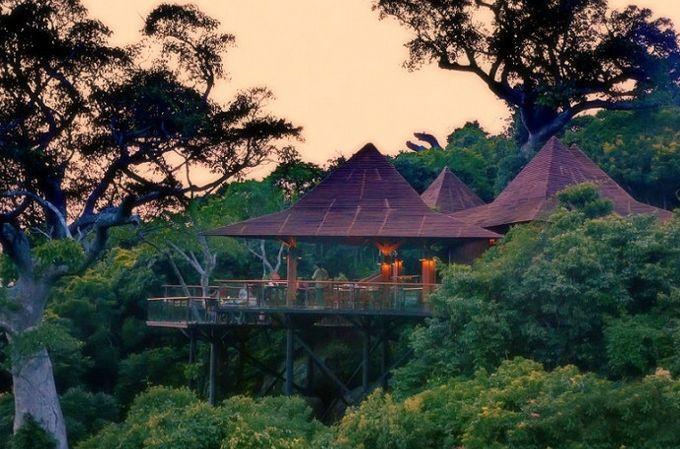 供应三亚热带天堂森林公园门票图片