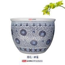 供应定做景德镇陶瓷酒缸