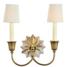 供应米白色折皱布艺灯罩壁灯,白色折皱布艺灯罩壁灯,折皱布艺灯罩壁灯