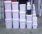 供应塑料包装桶塑料包装瓶涂料桶
