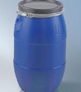 深圳龙岗200L铁箍桶/200L小口圆桶图片