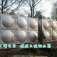 武汉不锈钢消防水箱图片