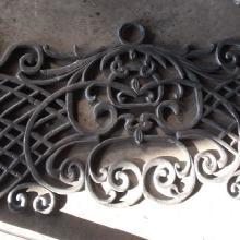 供应铸铁铁艺护栏图片