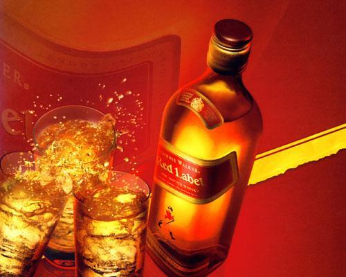 进口报关图片 进口报关样板图 红方红牌威士忌个人进口报关-上海奕亨报关有限公司