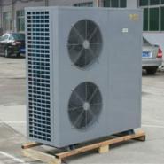 蓝冠牌空气能热水器图片