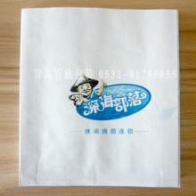 供应驴肉火烧袋潍坊火烧包装袋防油纸袋潍坊火烧袋厂家生产图片