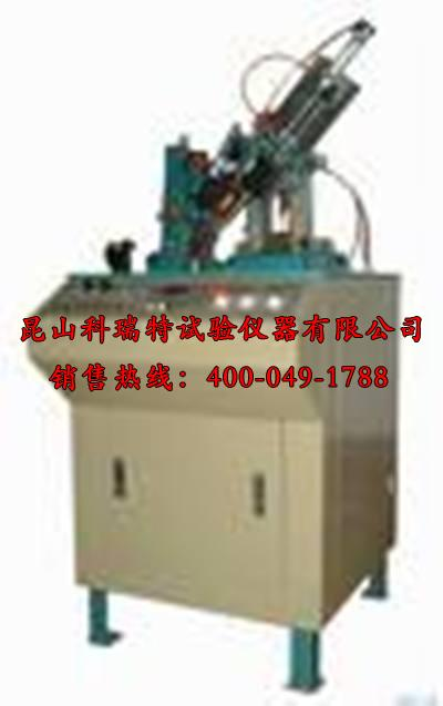 供应自动油封修边机KRT-1010型 塑胶自动油封修边机 工艺试验机