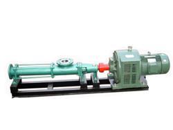 供应G型单螺杆泵(配调速电机)