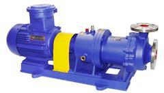 供应CQB-G带联轴器耐高温磁力泵