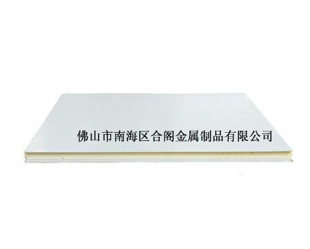 供应广州PU彩钢夹芯板