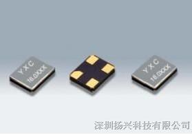 供应石英晶体谐振器24MHZ音频晶振厂家直销yxc