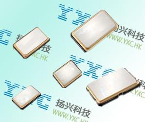 供应扬兴专业生产谐振器 无源贴片晶振YXC