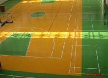 供应无锡篮球场铺设,塑胶场地施工
