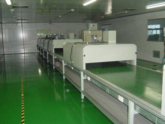 供应深圳永昌兴丝印烘干线图片